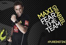 Maxi Grabiel renueva por dos temporadas más con Vibor-A
