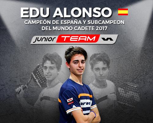 Varlion anuncia a Eduardo Alonso
