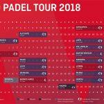 Ya se ha hecho oficial el Calendario World Padel Tour 2018