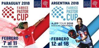 La Fabrice Pastor Cup presenta sus pruebas para este 2018