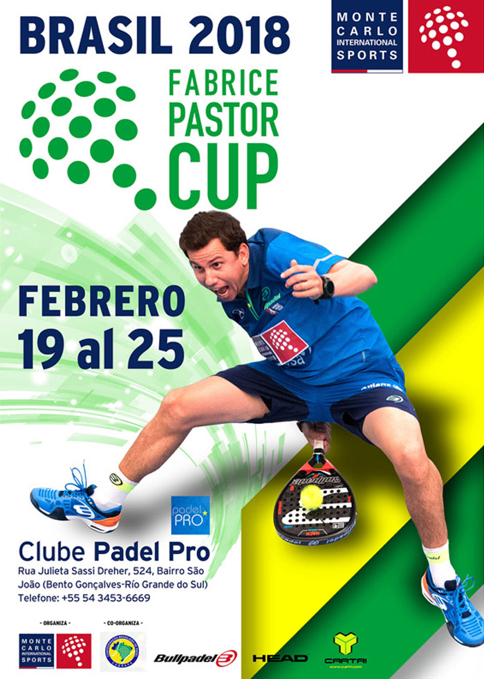 Fabrice Pastor Cup Brasil 2018