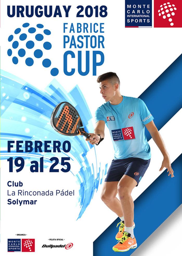 Fabrice Pastor Cup Uruguay 2018