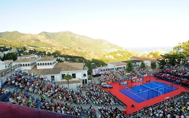 Mijas y Alicante se apuntan al calendario del World Padel Tour en 2018