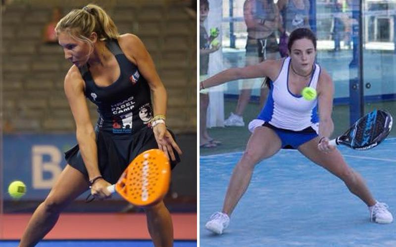 Valeria Pavón y Paula Josemaría, nueva dupla femenina para 2018