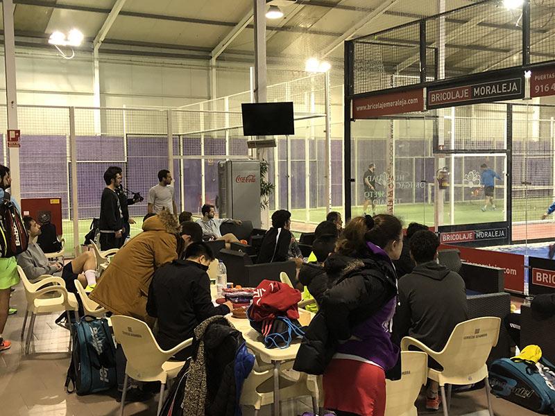 Crónica del I Torneo Moraleja Padel Indoor by Sportmadness