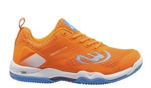 Zapatillas Bullpadel Bitor naranjas