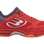 Zapatillas Bullpadel Vertex rojas
