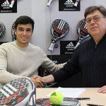 Ale Galán y Adidas unen sus fuerzas para las próximas 4 temporadas