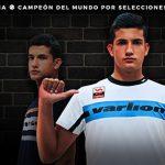 Alex Arroyo firma por Varlion
