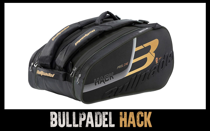 Paletero Bullpadel Hack BPP-18012