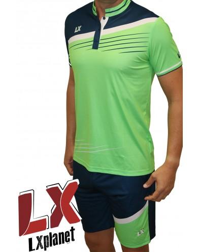 Conjunto técnico LX Planet Strips verde