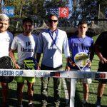 Finalistas de la Fabrice Pastor Cup Uruguay
