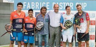 Conoce a los ganadores de la Fabrice Pastor Cup Argentina 2018