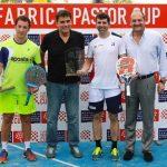 Samuel Miltos y Adrián Pérez ganan en Paraguay la primera parada de la Fabrice Pastor Cup 2018
