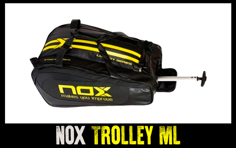 Paletero Nox Trolley Luxury ML