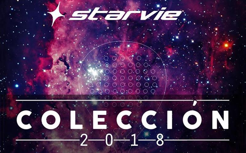 StarVie lanza su nueva colección de palas de pádel 2018