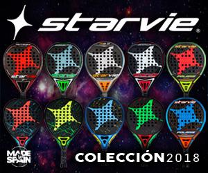 Nueva colección de palas 2018 StarVie