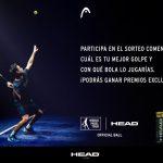 Sorteo HEAD Pádel Pro S