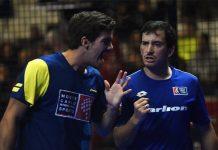 Belluati y Lebrón, protagonistas de los cuartos del Estrella Damm Catalunya Master