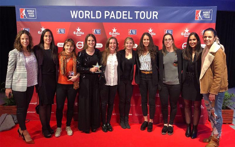 El circuito femenino crece en este 2018