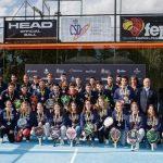 Ya se conocen a los ganadores del XXXIV Campeonato de España de Pádel por Equipos
