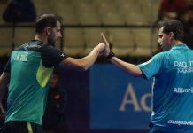 Primera jornada de los dieciseisavos del Estrella Damm Catalunya Master