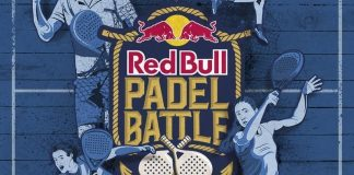 Red Bull presenta su circuito de pádel, Red Bull Padel Battle