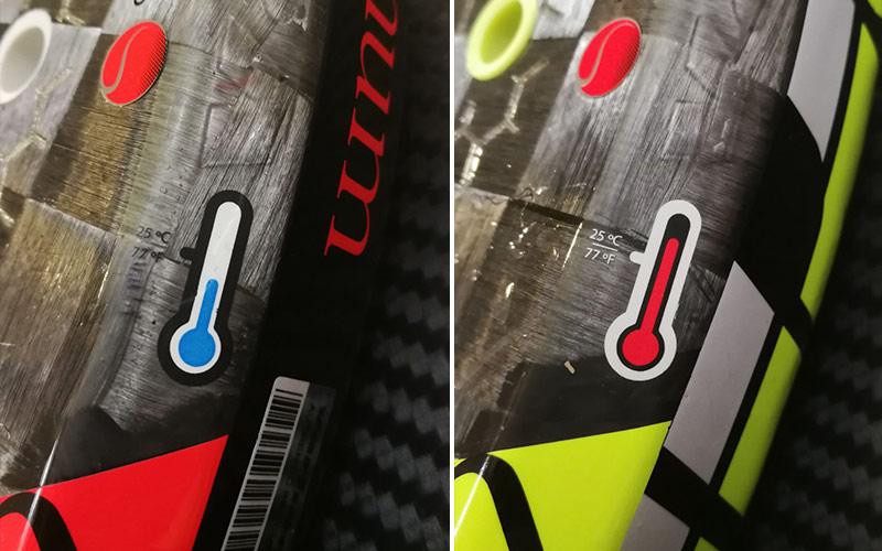 Varlion presenta 2 modelos de pala en función de la temperatura