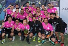 Los Caballeros, campeones de Málaga en Grand Slam de las SNP por tercer año consecutivo