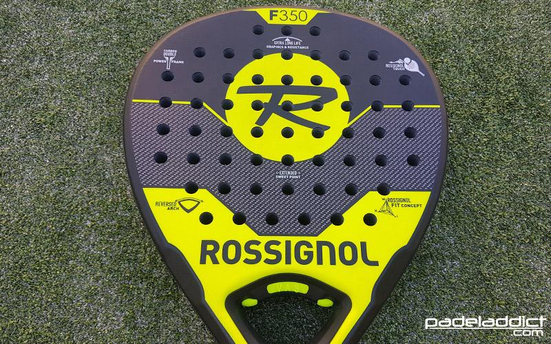 La Rossignol F350 presenta un amplio abanico de tecnologías