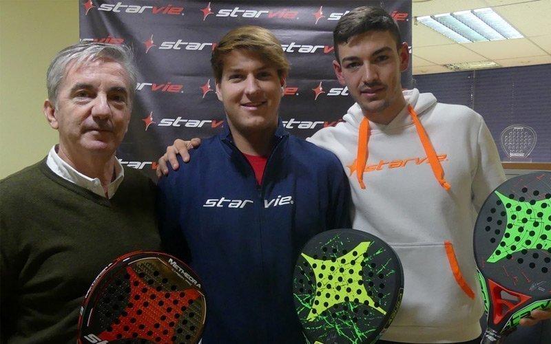 Adrián Torres y Salva Oria, nuevos jugadores StarVie