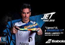 Zapatillas Babolat: tecnología y calidad al servicio del jugador de pádel