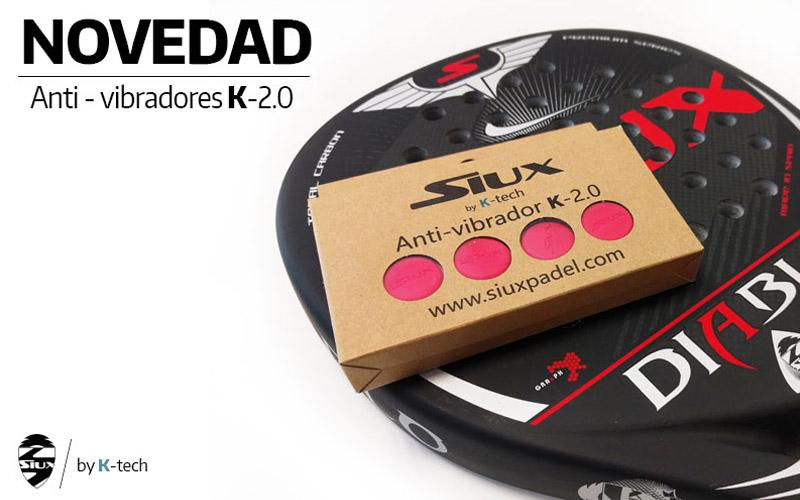 Antivibradores Siux, una gran opción para mejorar la experiencia de juego