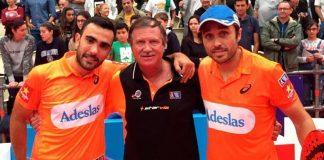 Horacio Alvarez Clementi dejará de entrenar a Bela y Lima