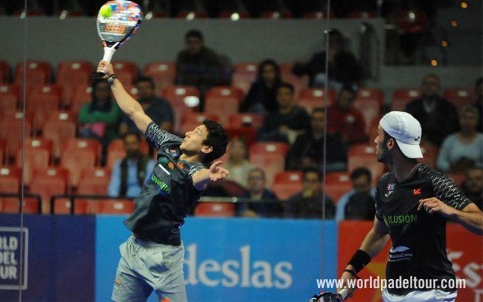 Ya se han hecho oficiales los cuadros del Jaén Open