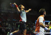 Conoce todos los resultados de los cuartos del Zaragoza Open