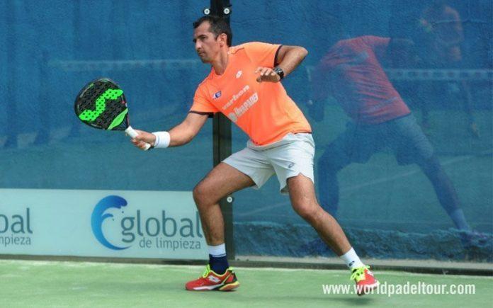 David Gutiérrez reaparece también en este Jaén Open