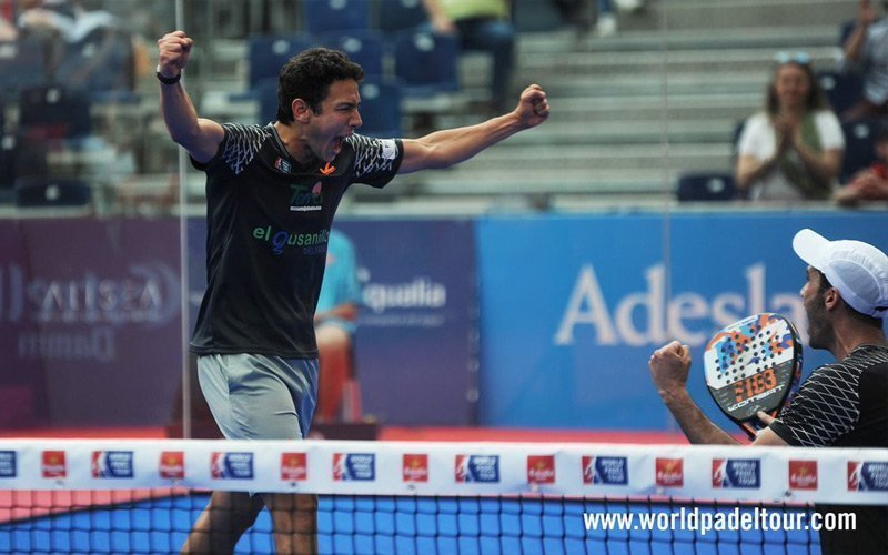 Emoción y sorpresas en los dieciseisavos del Jaén Open