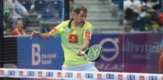El enorme gesto de caballerosidad de Juan Martín Díaz en la final del Jaén Open