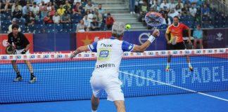 Las parejas favoritas cumplen los pronósticos en los octavos del Jaén Open