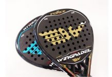 Wingpadel abre su nueva colección con Air Force 2.0 y Air Attack 2.0