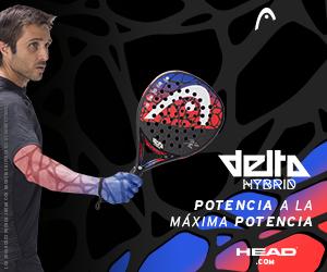 Head Delta Hybrid, potencia a la máxima potencia