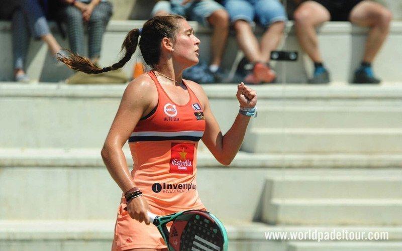 Las favoritas siguen adelante en los cuartos femeninos del Valladolid Open