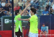 Chico Gomes y Fede Quiles dan la campanada en los octavos del Valladolid Open