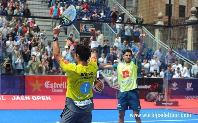 La distancia entre las dos mejores parejas se estrecha en el ranking antes del Valladolid Open