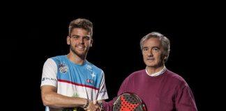 Javi Garrido renueva con StarVie 5 temporadas más