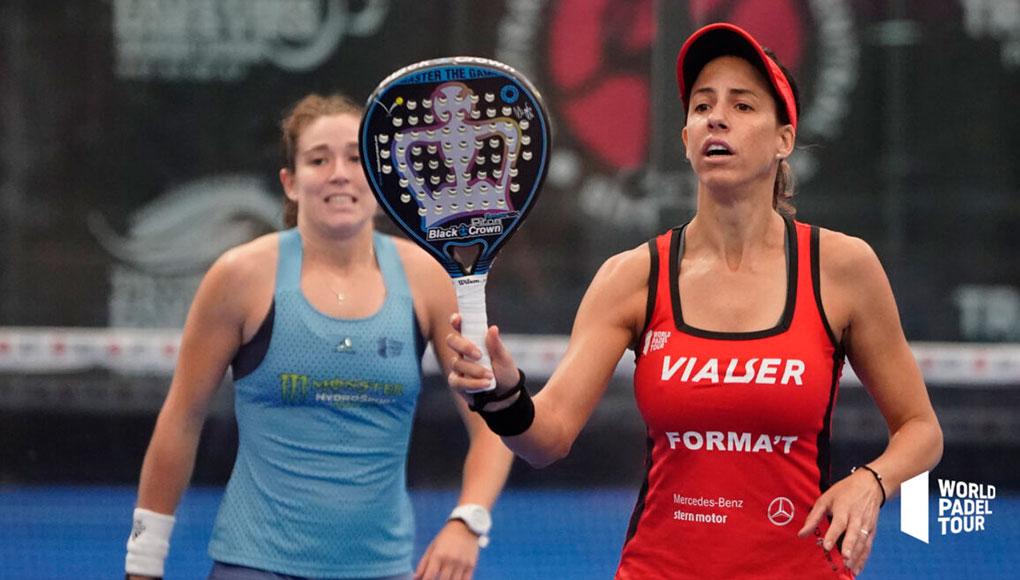 El inicio de temporada no está siendo el soñado para Marta Marrero y Martita Ortega