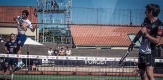 Los cuartos del Swedish Padel Open ya son historia