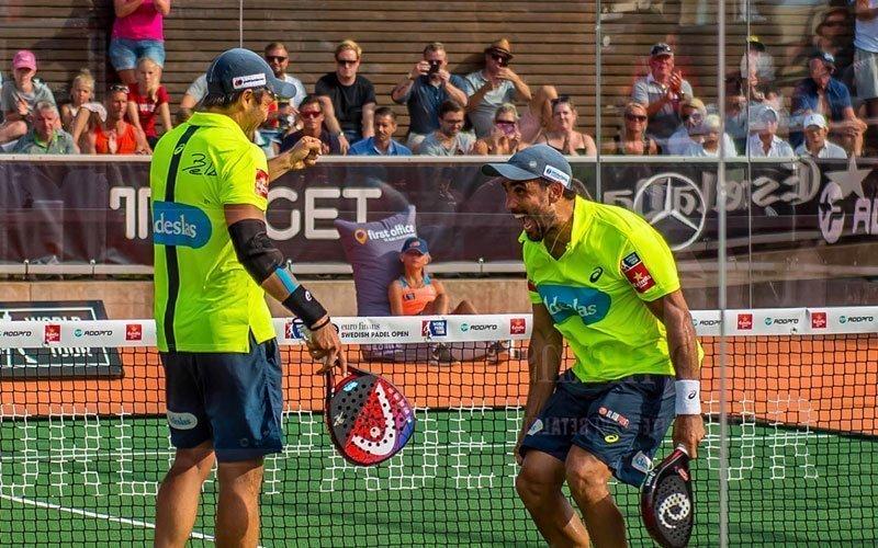 Bela y Lima se separarán tras el Swedish Open