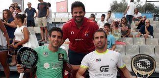 José Antonio García Diestro y Víctor Ruíz se llevan el Cabrera del Mar Challenger